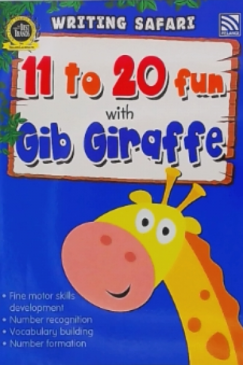 11 TO 20 FUN WITH GIB GIRAFFE