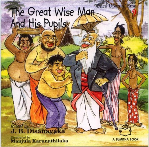 GREAT WISE MAN AND HIS PUPILS