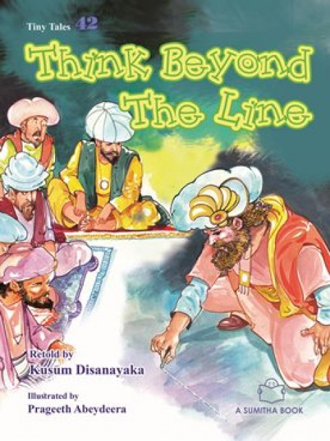 TINY TALES 42 - THINK BEYOND THE LINE
