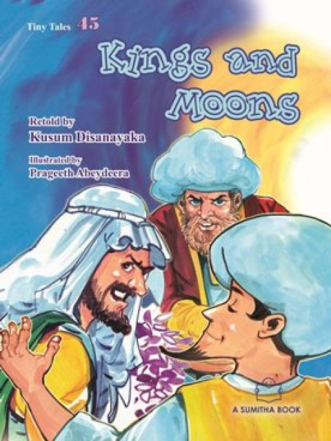TINY TALES 45 - KINGS AND MOONS