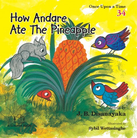 HOW ANDARE ATE THE PINEAPPL - ONCE UPON A TIME 34