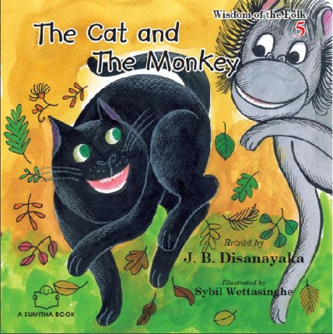 THE CAT AND THE MONKEY