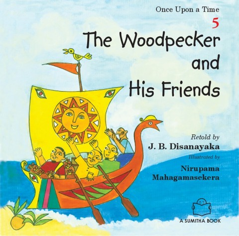 THE WOODPECKER AND HIS FRIENDS