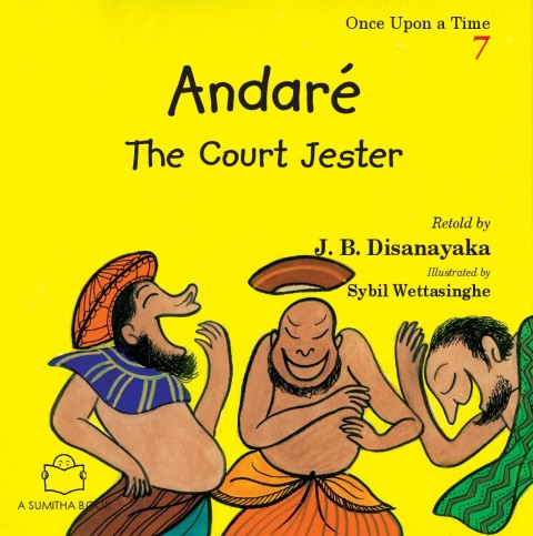 ANDARE THE COURT JESTER