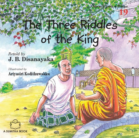 THE THREE RIDDLES OF THE KING