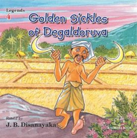 GOLDEN SICKLES OF DEGALDORUVA