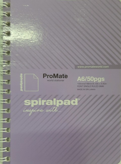 Promate-Spiral-Long-Pad-A6-50pgs