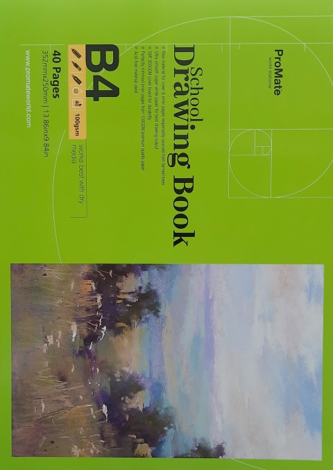 Promate-Drawing-Bk-A3-40pgs