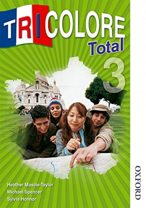 Tricolore Total 3 ( continue from Year 8)