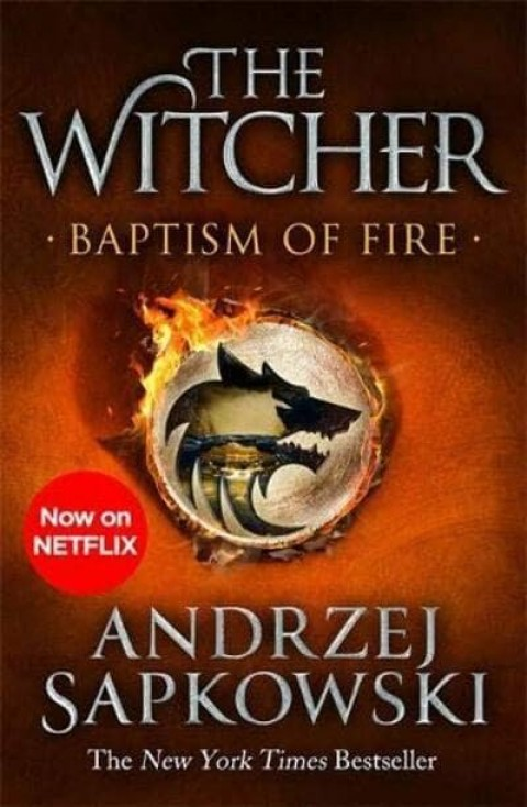 THE WITCHER - BAPTISM OF FIRE