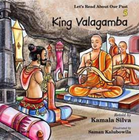 LETS READ ABOUT OUR PAST 5 - KING VALAGAMBA