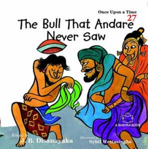 ONCE UPON A TIME 27 - THE BULL THAT ANDARE NEVER S