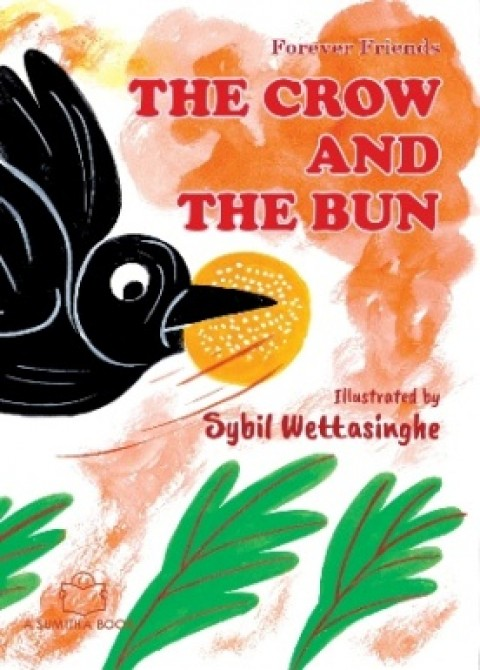 THE CROW AND THE BUN