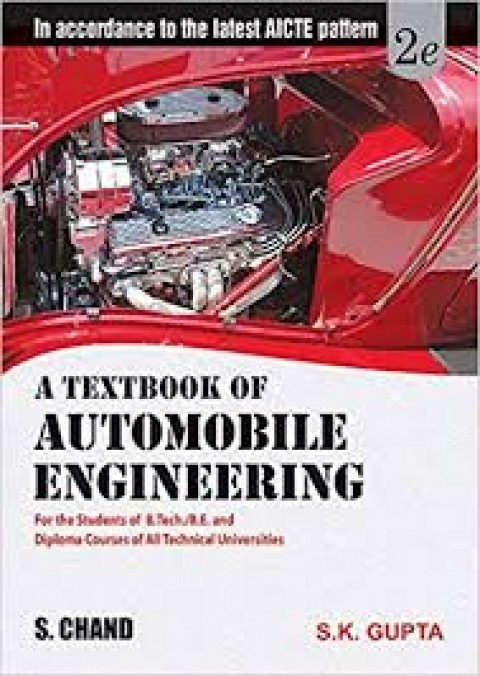 A TEXTBOOK OF AUTOMOBILE ENGINEERING - 2ED