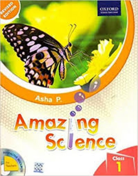AMAZING SCIENCE CLASS 1 WCD - REVISED EDITION