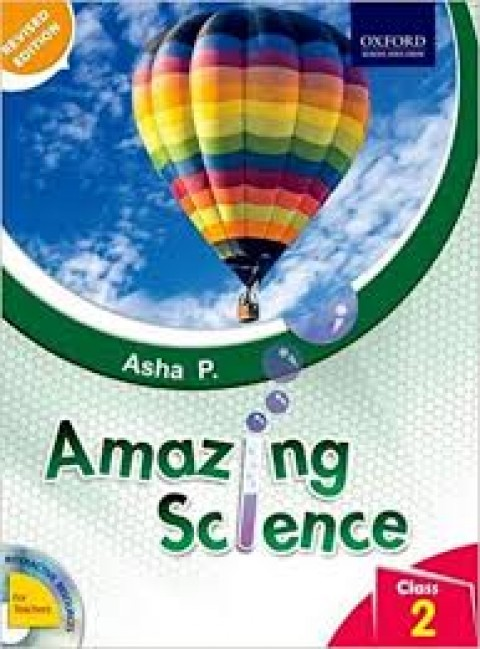 AMAZING SCIENCE CLASS 2 WCD - REVISED EDITION