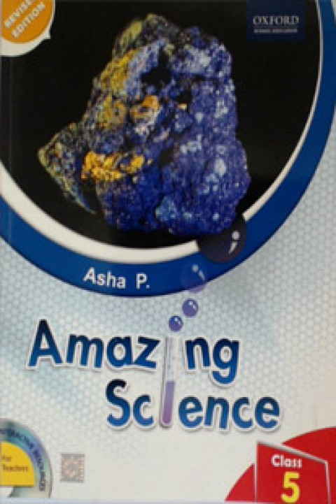 AMAZING SCIENCE CLASS 5 WCD - REVISED EDITION