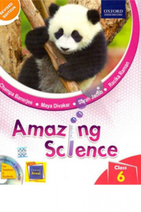AMAZING SCIENCE CLASS 6 WCD - REVISED EDITION