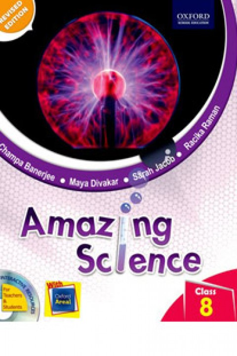 AMAZING SCIENCE CLASS 8 WCD - REVISED EDITION