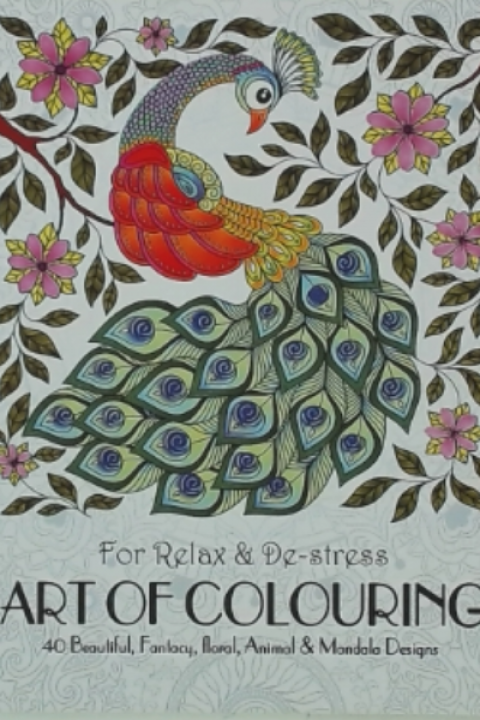 ART OF COLOURING