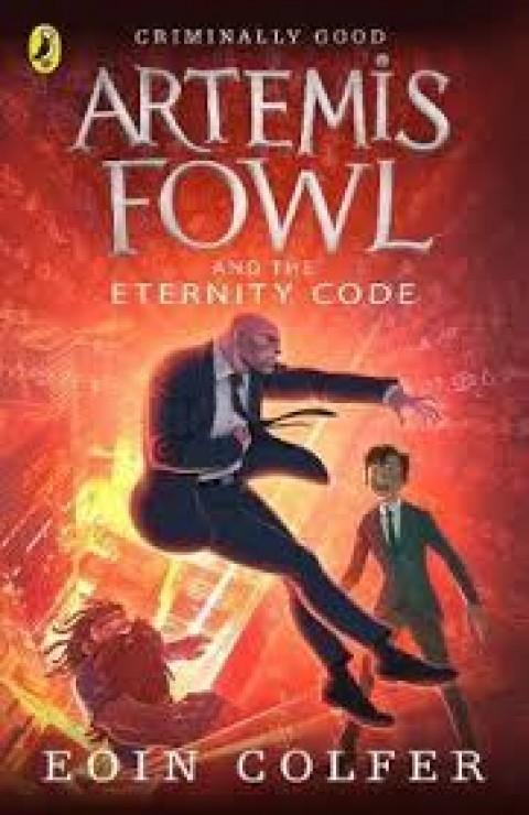 ARTEMIS FOWL 3 - AND THE ETERNITY CODE