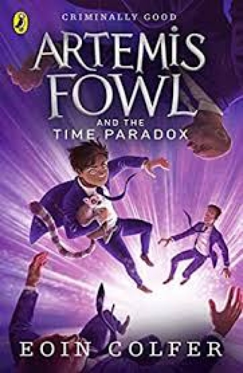 ARTEMIS FOWL 6 - AND THE TIME PARADOX