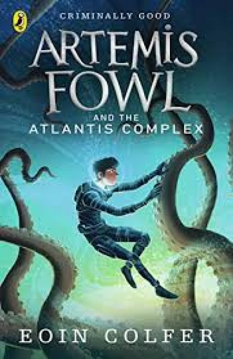 ARTEMIS FOWL 7 - AND THE ALTANTIS COMPLEX