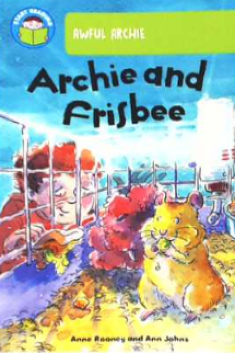 AWFUL ARCHIE - ARCHIE AND FRISBEE