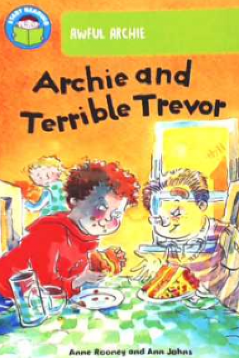 AWFUL ARCHIE - ARCHIE AND TERRIBLE TREVOR