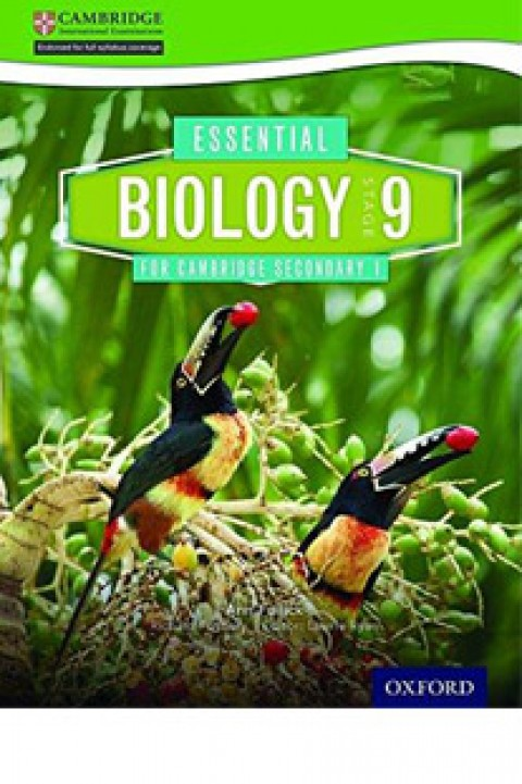 BIOLOGY FOR CAMBRIDGE SECONDARY 1 - STAGE 9