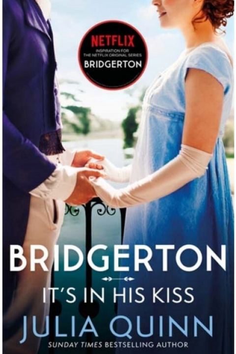 BRIDGERTON - ITS IN HIS KISS