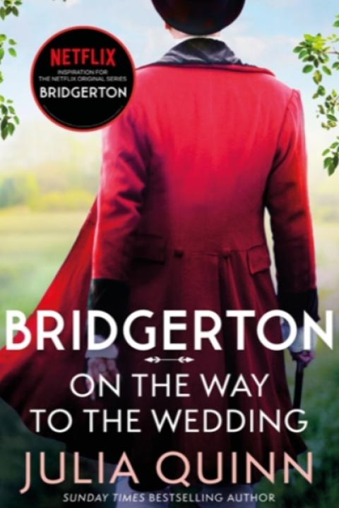 BRIDGERTON - ON THE WAY TO THE WEDDING
