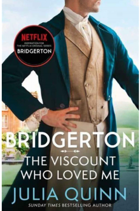 BRIDGERTON - THE VISCOUNT WHO LOVED ME