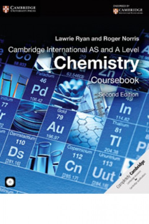 CAMBRIDGE INTERNATIONAL AS AND A LEVEL CHEMISTR WB