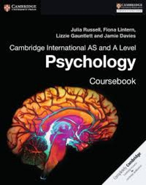 CAMBRIDGE INTERNATIONAL AS AND AL PSYCHOLOGY CB