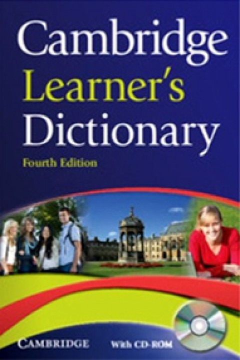 CAMBRIDGE LERNERS DICTIONARY 4ED
