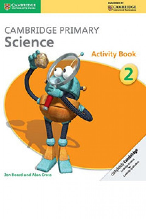 CAMBRIDGE PRIMARY SCIENCE - ACTIVITY BOOK 2