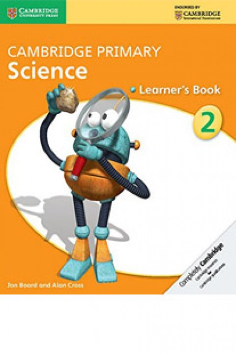 CAMBRIDGE PRIMARY SCIENCE - LEARNERS BOOK 2