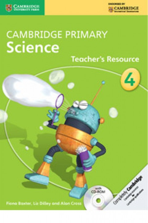 CAMBRIDGE PRIMARY SCIENCE - LEARNERS BOOK 4