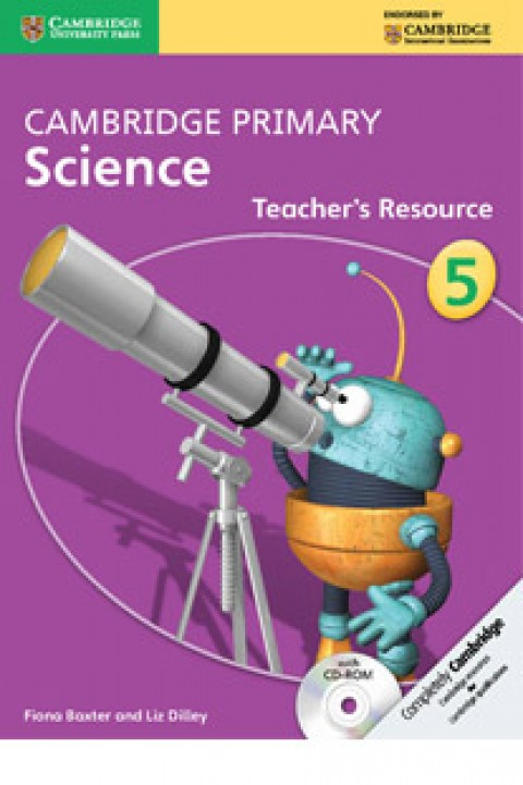 CAMBRIDGE PRIMARY SCIENCE - LEARNERS BOOK 5