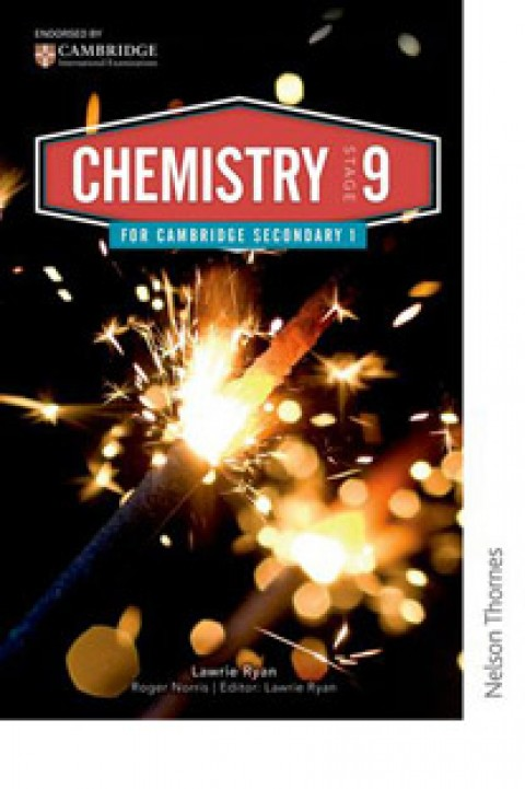 CHEMISTRY STAGE 9 FOR CAMBRIDGE SECONDARY 1