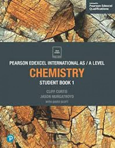 CHEMISTRY STUDENT BOOK 1 - INTERANATIONAL A LEVEL