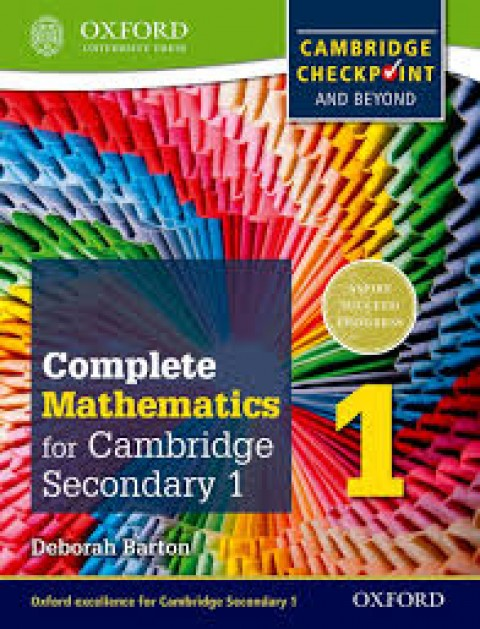 COMPLETE ENGLISH FOR CAMBRIDGE SECONDARY 1  -  1