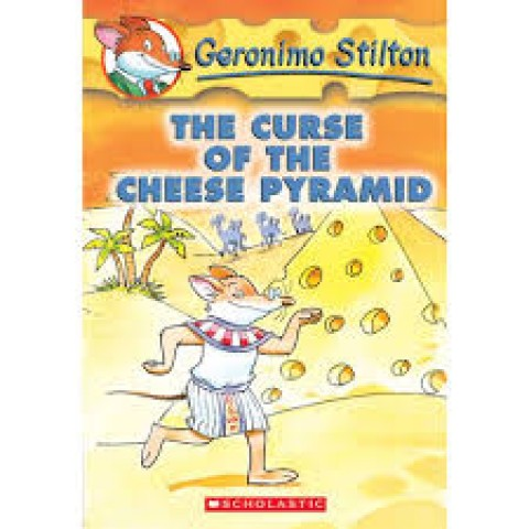 CRUSE OF THE CHEESE PYRAMID