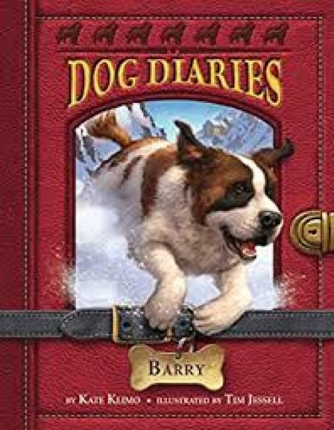 DOG DIARIES - BARRY