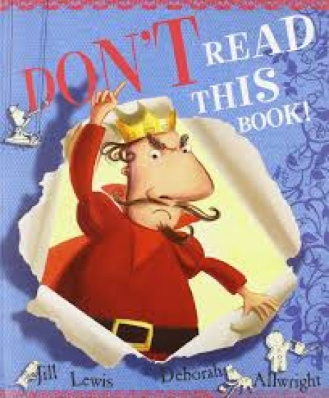 DONT READ THIS BOOK