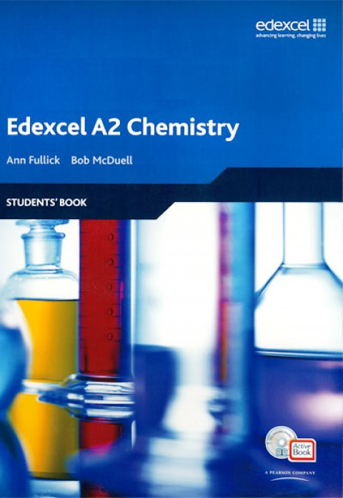 EDEXCEL A2 CHEMISTRY - STUDENTS BOOK