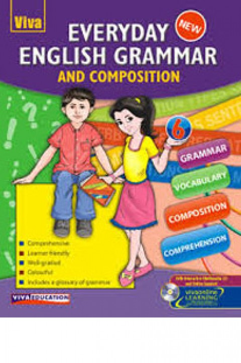 EVERYDAY ENGLISH GRAMMAR AND COMPOSITION - 6