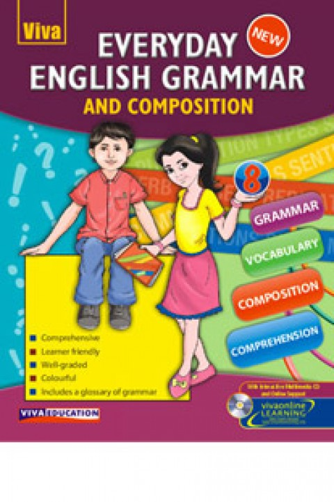 EVERYDAY ENGLISH GRAMMAR AND COMPOSITION - 8