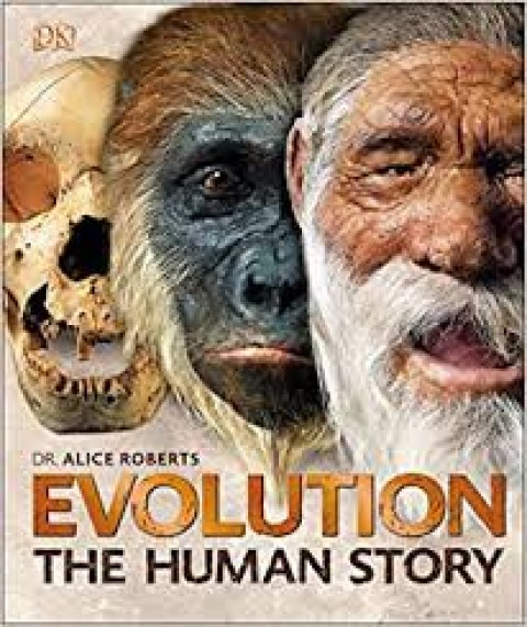 EVOLUTION THE HUMAN STORY - SECOND EDITION